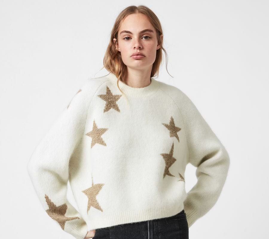 All Saints Stars jumper