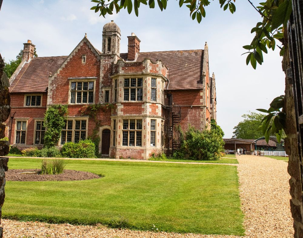 Forres Sandle Manor, Fordingbridge, Hampshire
