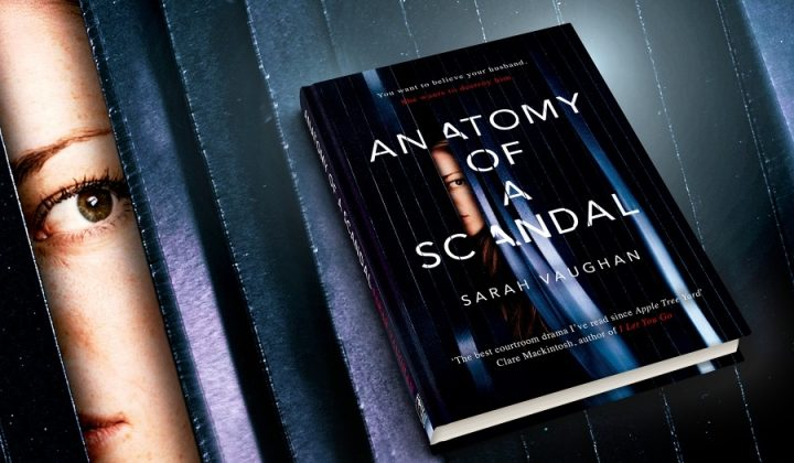 Anatomy of a Scandal Netflix