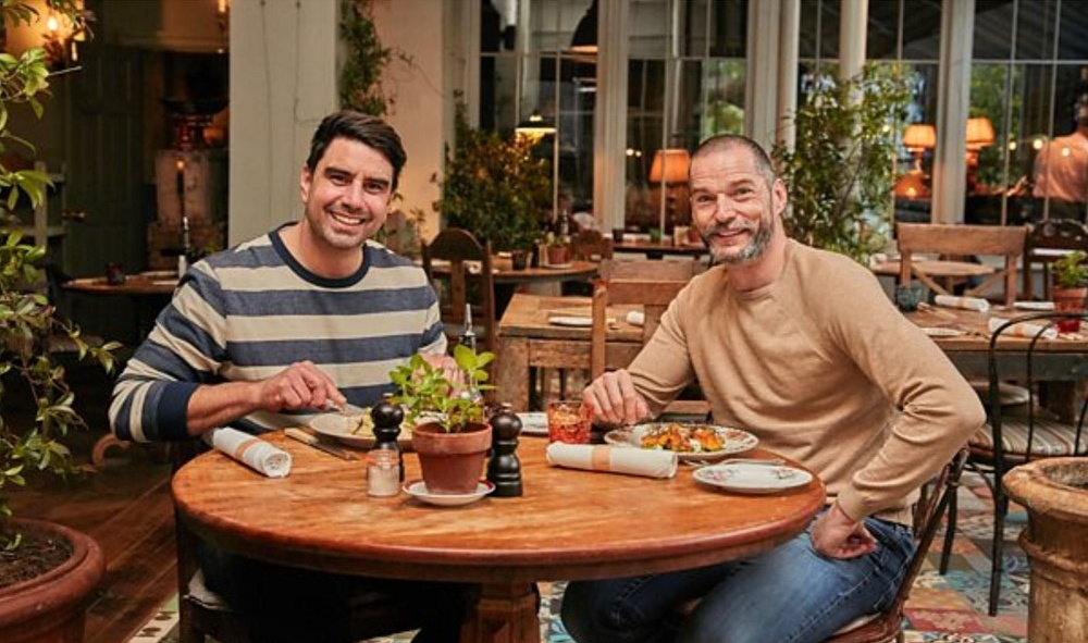 Fred Siriex and Chris Bavin Remarkable Places to Eat Hampshire New Forest