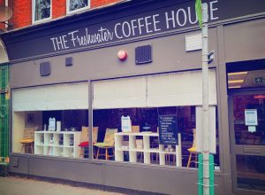 Freshwater coffee house