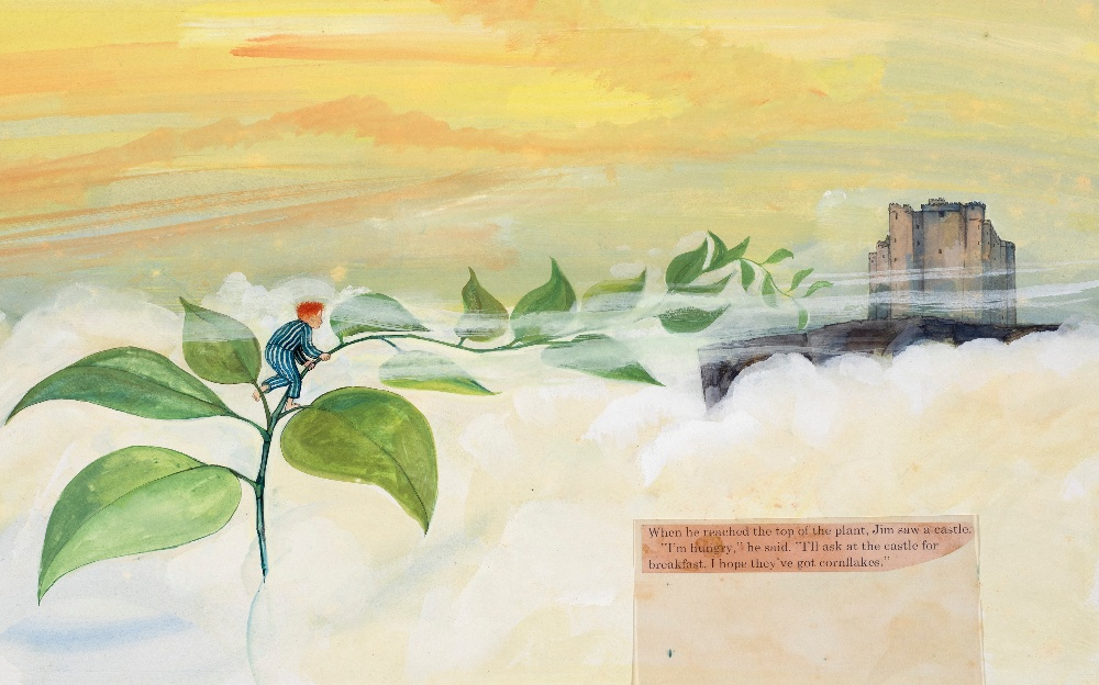 Raymond Briggs Art The Gallery Winchester things to do events