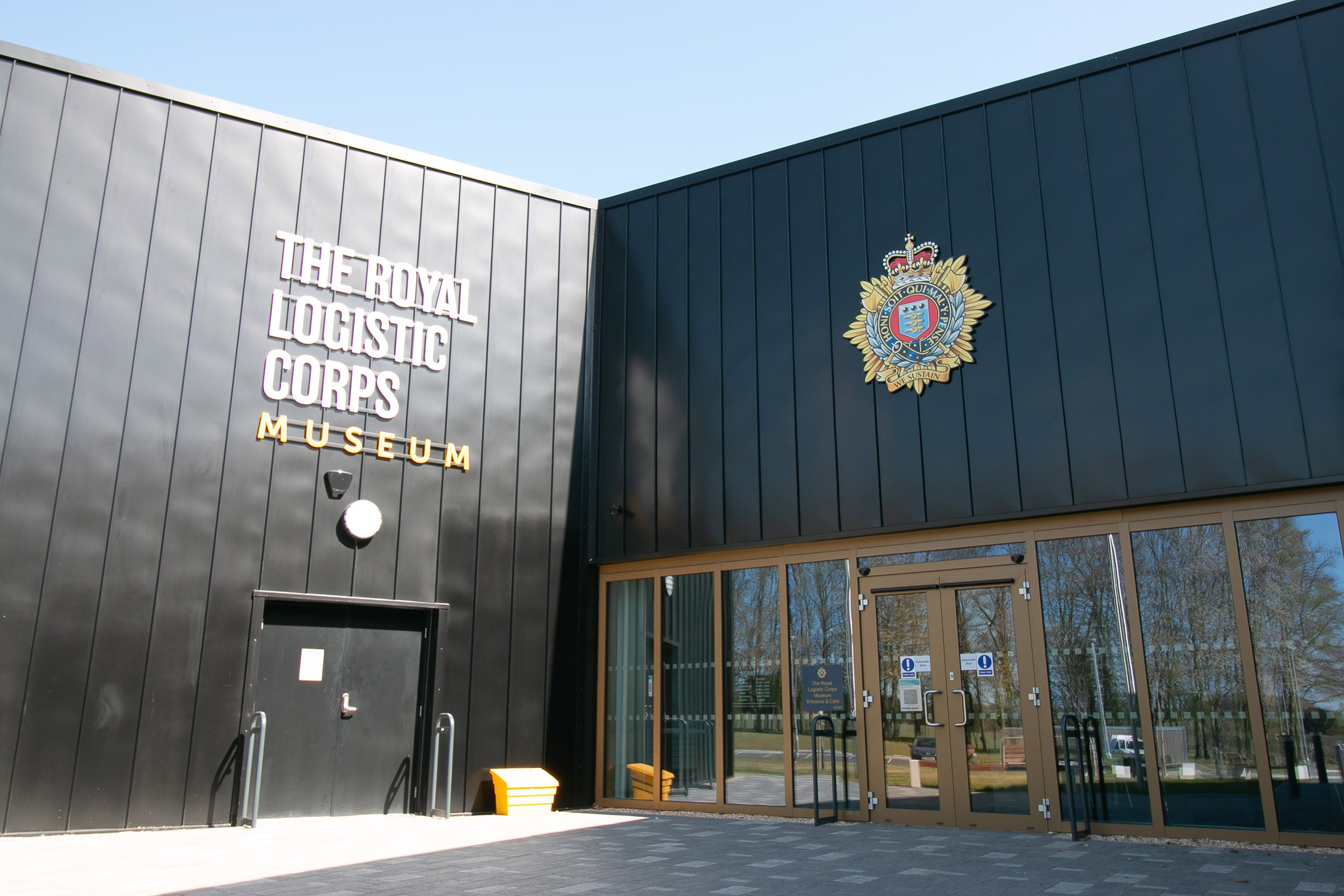 The Royal Logistic Corps Museum half term Winchester Hampshire