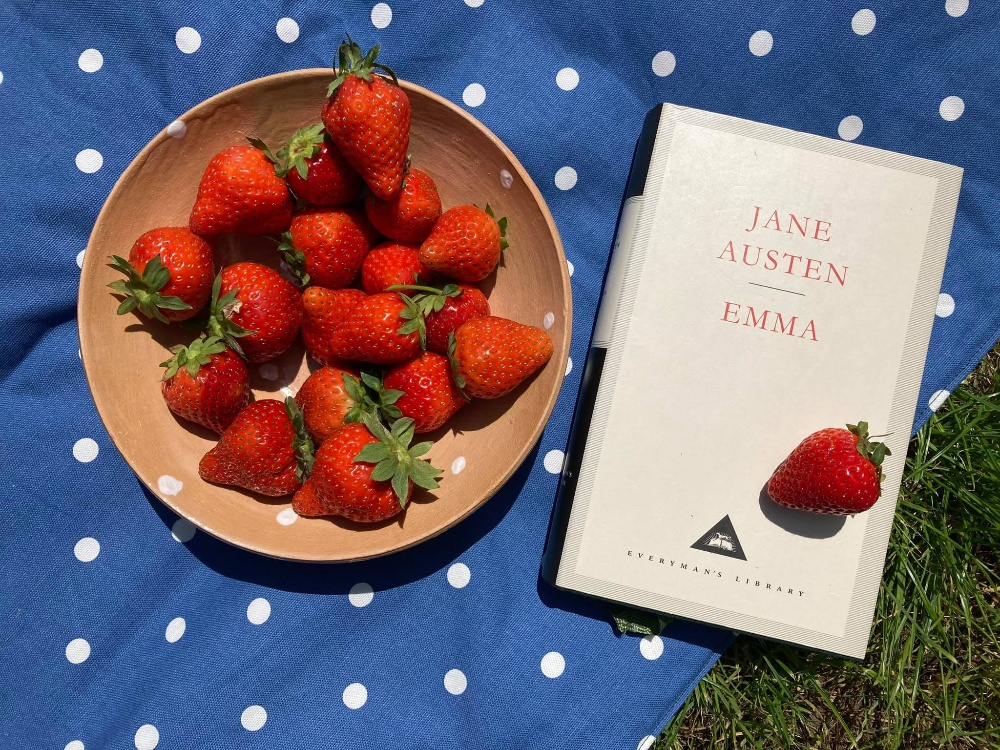 Mrs. Elton's Strawberry Picnic event what's on July Jane Austen's House Hampshire