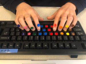 QWERTYkids touch-typing course Hampshire