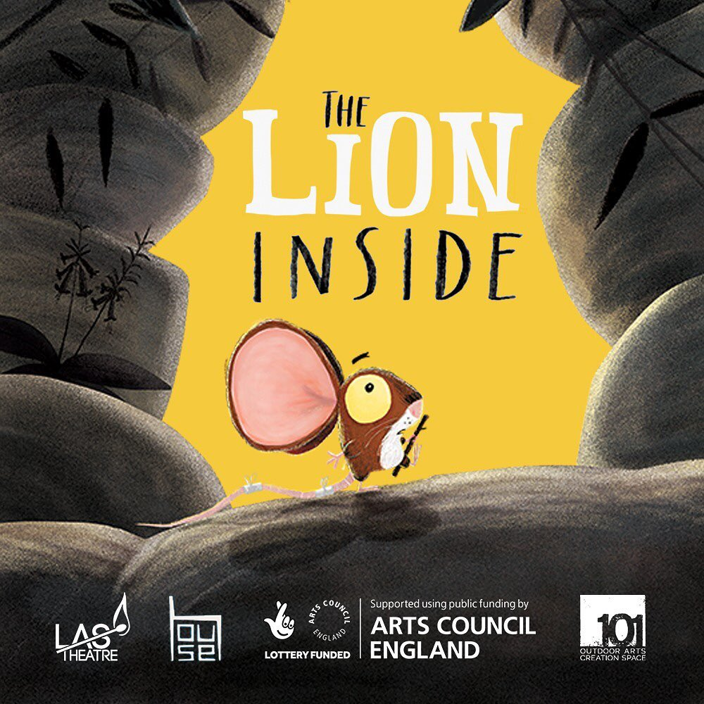 Lion Inside childrens theatre whats on Hampshire August