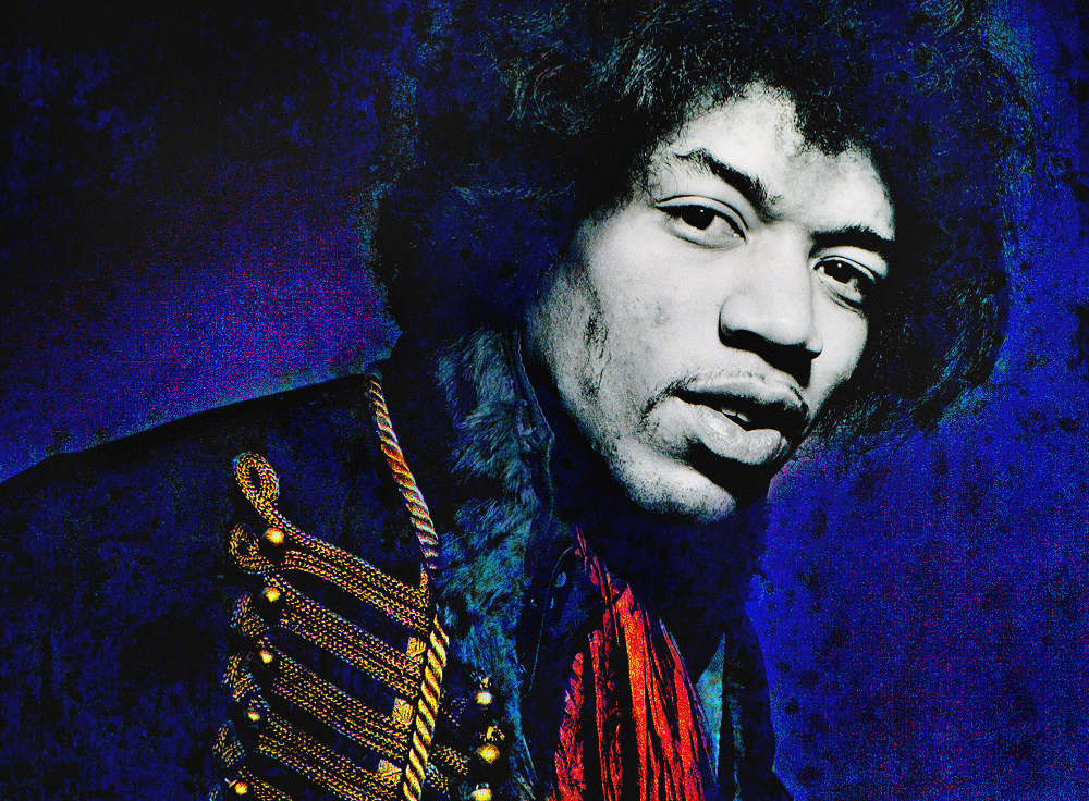 Jimi Hendrix Exhibition Isle of Wight Dimbola What's On September