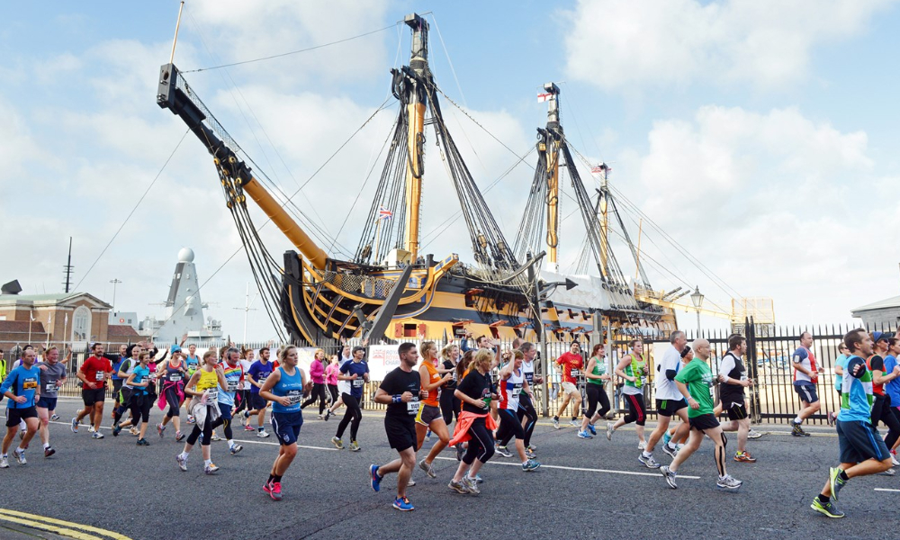 Great South Run Portsmouth October 2021 Hampshire What's on events