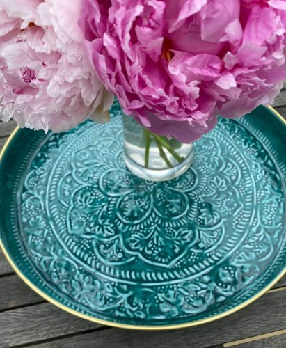 Turnbull and Hooch enamel tray home accessories Hampshire